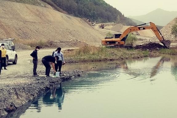 [고산석산]인근마을 지하수 등 수질검사 착수
