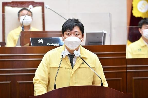 [고산석산]완주군의회 군정질의서 주민 건강권 수호 촉구